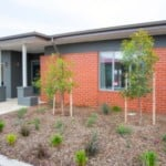 completed independent living unit, barwarre gardens retirement village